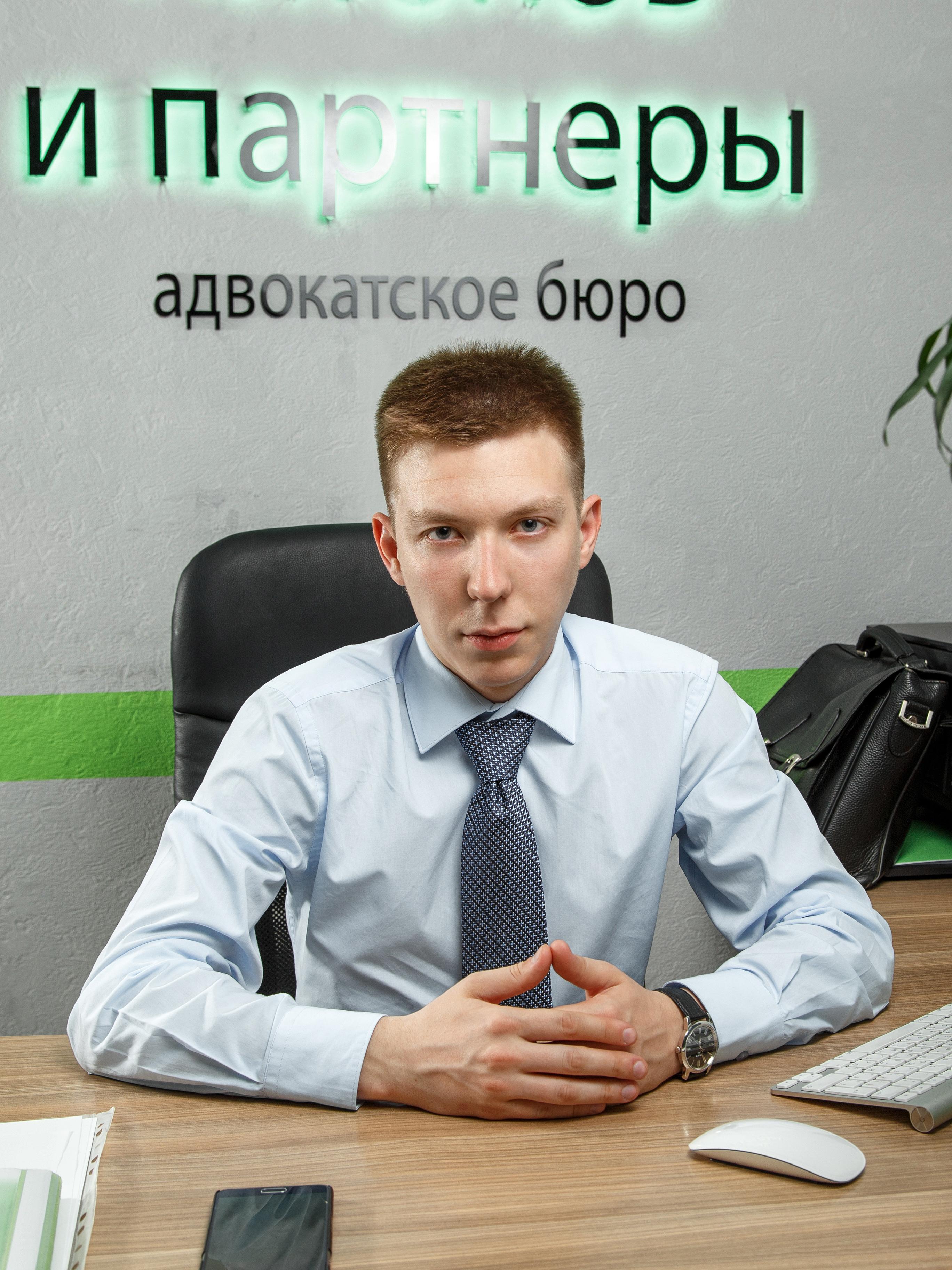 Лебедев Захар Сергеевич